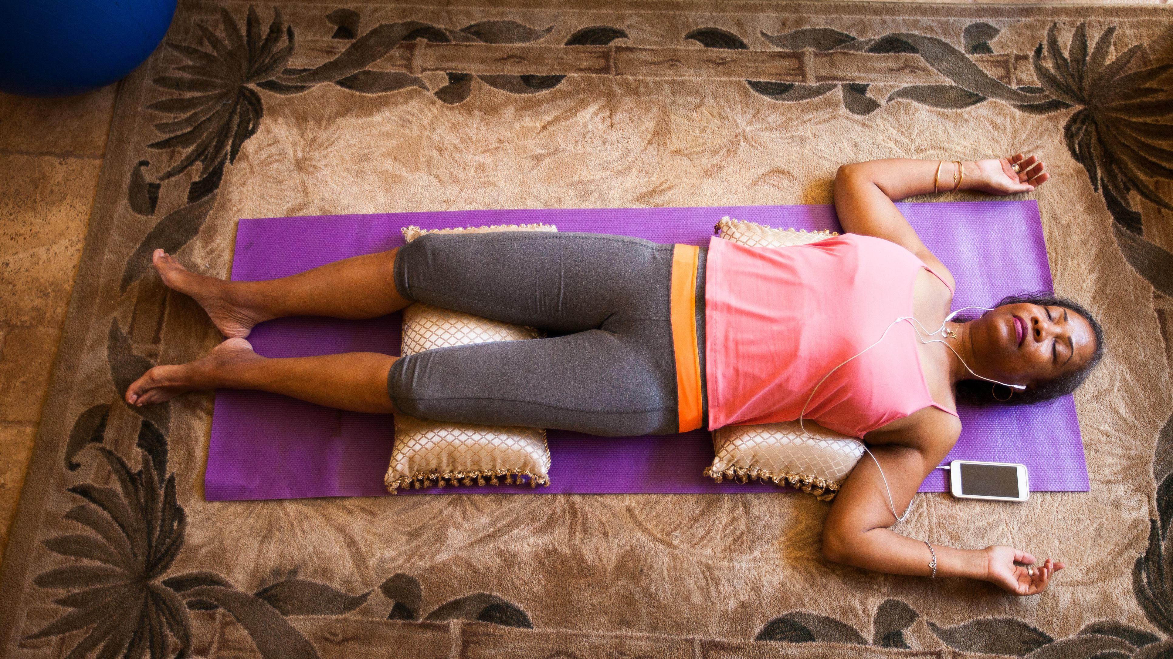 meditation for backpain